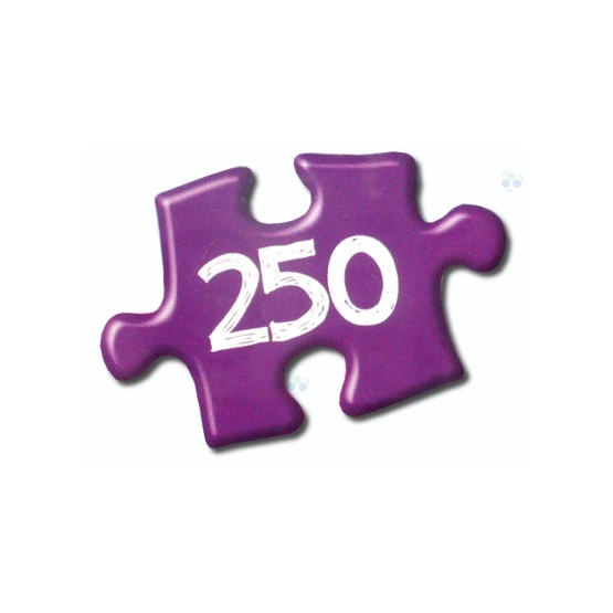 PUZZLE 250 el. VIOLETTA 29695 VIOLETTA THOMAS I LEON