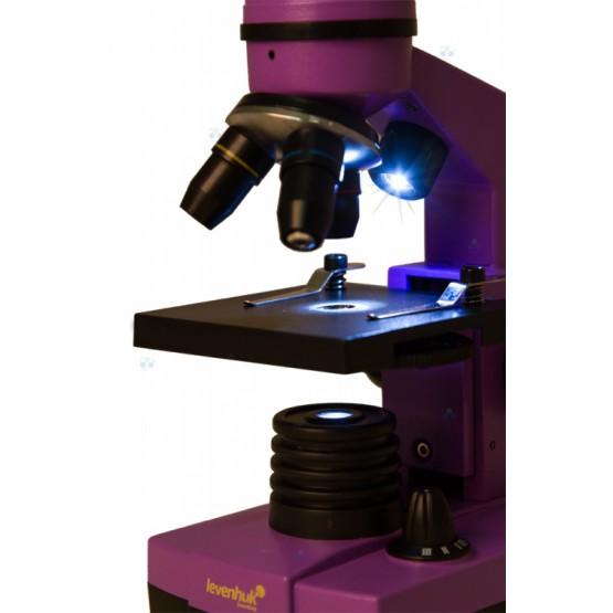 Mikroskop Levenhuk Rainbow 2L Amethyst\Fioletowy M1