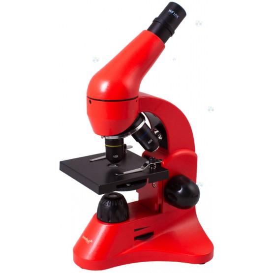 Mikroskop Levenhuk Rainbow 50L Orange\Pomarańczowy M1