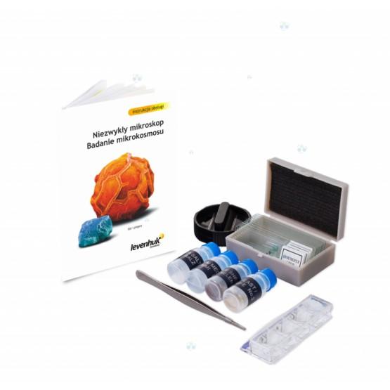 Mikroskop Levenhuk Rainbow 50L Plus Lime\Limonowy M1