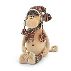 Przytulanka Małpka Irma - 40cm T1
