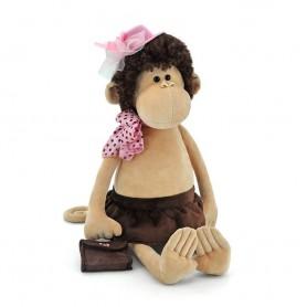 Przytulanka Małpka Luiza - 40cm T1