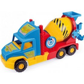 SUPER TRUCK BETONIARKA WADER - 36590 - A1