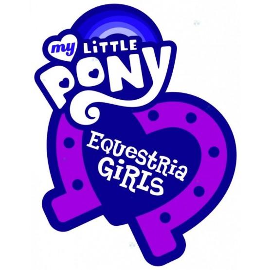 WOREK SZKOLNY MY LITTLE PONY EQUESTRIA GIRLS