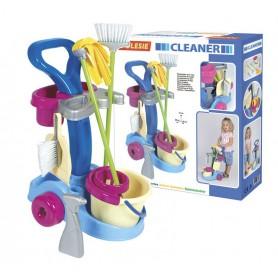 Wader QT Zestaw Sprzątający wózek