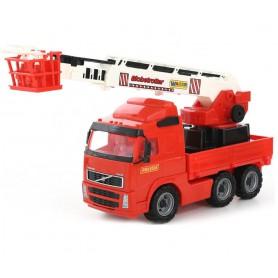 Wader QT Straż Pożarna Volvo