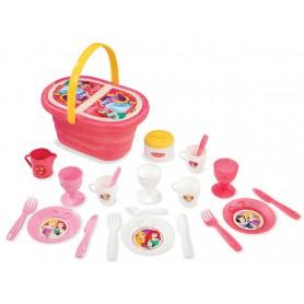 SMOBY Disney Princess Koszyk Piknikowy