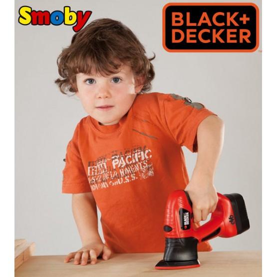 SMOBY Black & Decker Narz. Wielofunkcyjne EVO