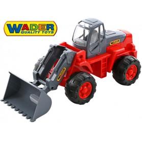 Wader QT Traktor koparka ładowarka