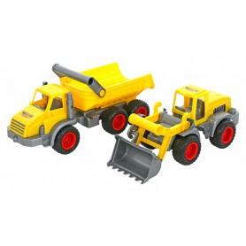 Wader QT Wywrotka Traktor Ładowarka