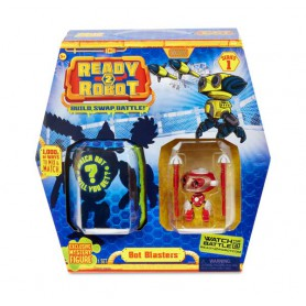 MGA Ready2Robot- Bot Blasters Style 2