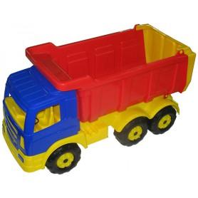 Wader QT Samochód Ciężarowy Premium Niebieski