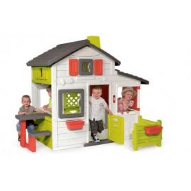 SMOBY Domek Friends House dla dzieci