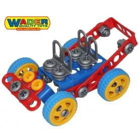 Wader QT Zestaw Wynalazca Auto 90 el