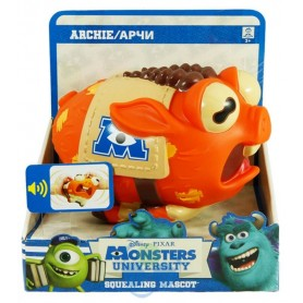 MONSTERS UNIVERSITY ARCHIE PISZCZĄCA MASKOTA DO RZUCANIA
