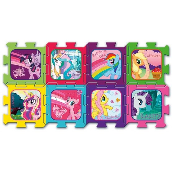 PUZZLOPIANKA MY LITTLE PONY