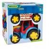 Gigant Truck Traktor z Przyczepą WADER 66100 - A1