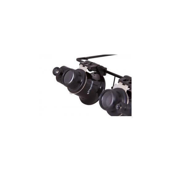 Okulary powiększające Levenhuk Zeno Vizor G2 M1
