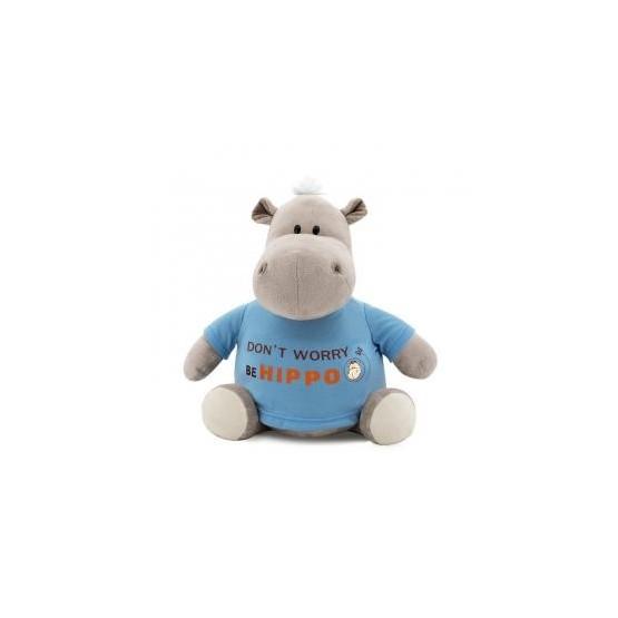 Przytulanka Hipopotam Po w bluzie Be Hippo 30cm T1