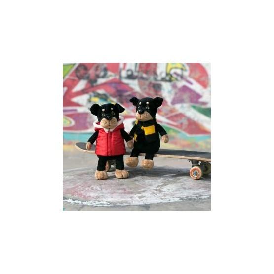 Przytulanka Rottweiler Max 28cm T1