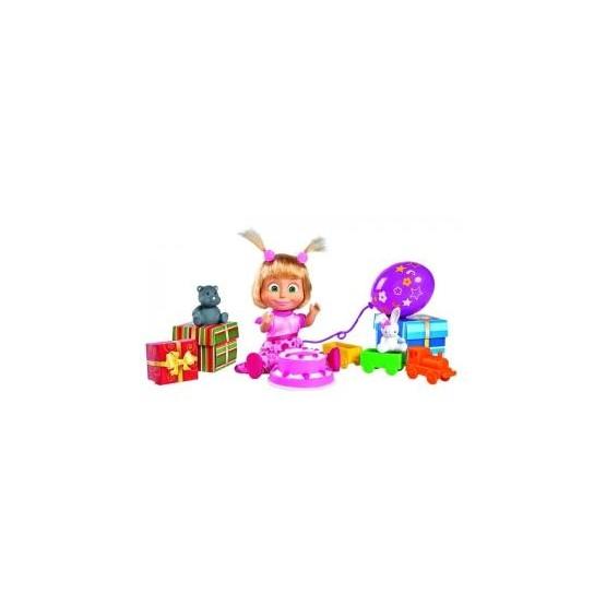 Masza i Niedźwiedź Przyjęcie Urodzinowe - Simba