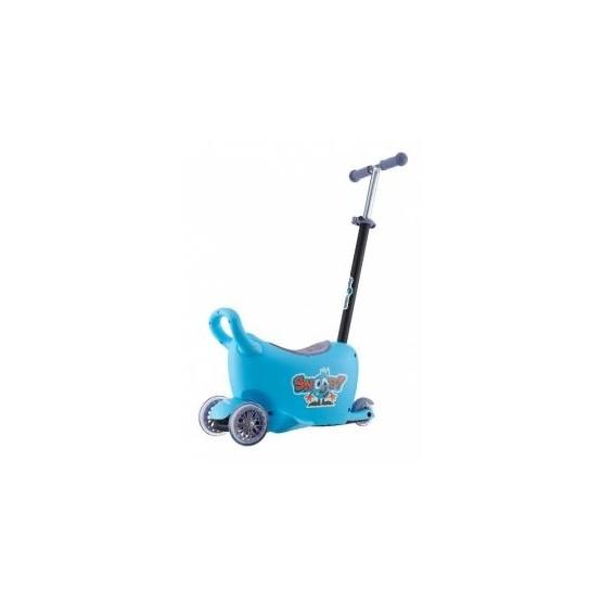Jeździk SNOOP 3w1 BLUE B1