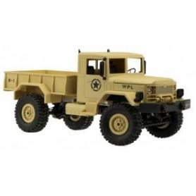 Samochód RC wojskowy pustynny E1