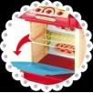 Kuchnia dla Dzieci - walizka E1