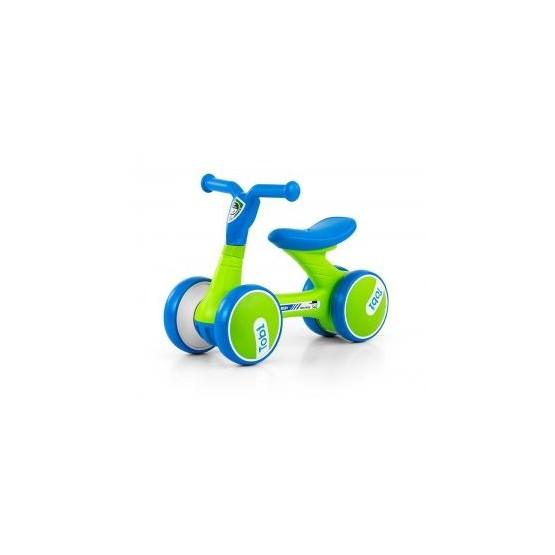 ROWEREK BIEGOWY TOBI Blue-Green B1