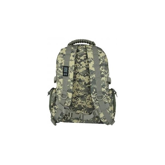 PLECAK 2018 BP-36 ST.RIGHT MILITARY GREY DIGITAL CAMO