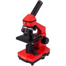Mikroskop Levenhuk Rainbow 2L PLUS Orange\\Pomarańczowy M1