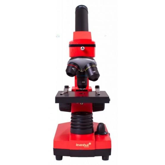 Mikroskop Levenhuk Rainbow 2L PLUS Orange\Pomarańczowy M1