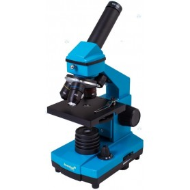 Mikroskop Levenhuk Rainbow 2L PLUS Azure\\Błękitny M1