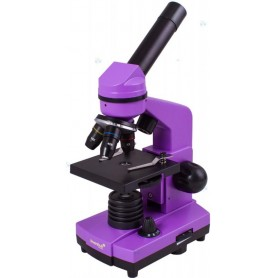 Mikroskop Levenhuk Rainbow 2L Amethyst\\Fioletowy M1