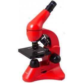 Mikroskop Levenhuk Rainbow 50L Orange\\Pomarańczowy M1