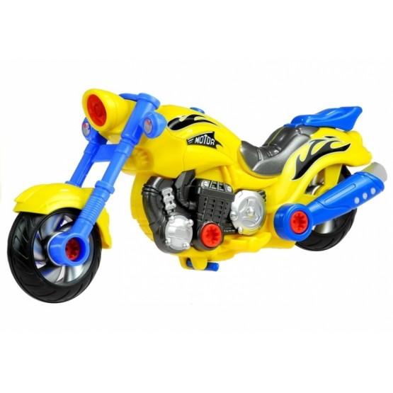 MOTOR DO SKRĘCANIA Z WKRĘTARKĄ DŹWIĘKI 2W1 C1