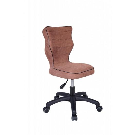 Krzesło obrotowe Alta - rozmiar 4, brązowa R1