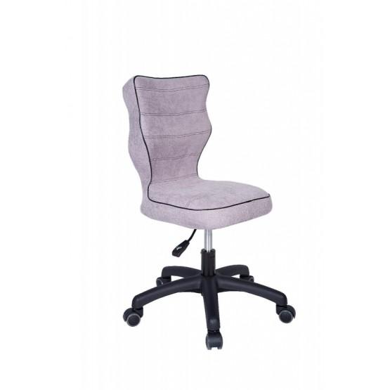 Krzesło obrotowe Alta - rozmiar 4, jasna szara R1