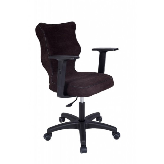 Krzesło obrotowe Alta - rozmiar 5, czarna R1