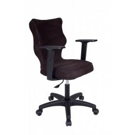 Krzesło obrotowe Alta - rozmiar 6, czarna R1