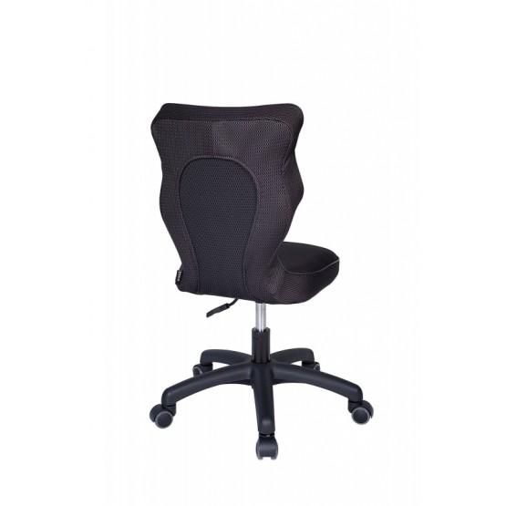 Krzesło obrotowe Rapid - rozmiar 3, lamówka czarna R1