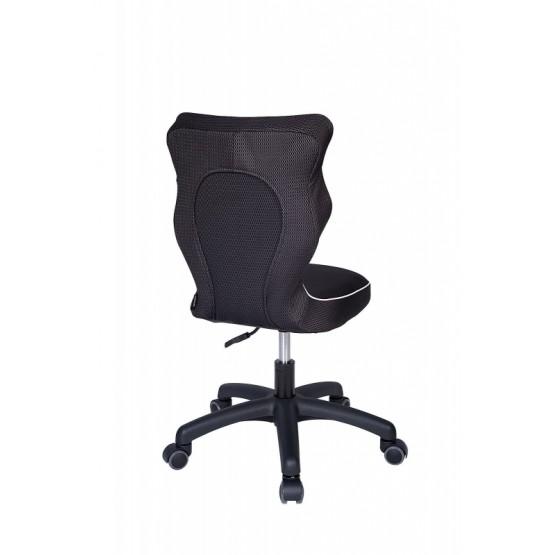 Krzesło obrotowe Rapid - rozmiar 4, lamówka biała R1