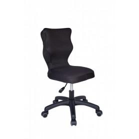 Krzesło obrotowe Rapid - rozmiar 4, lamówka czarna R1