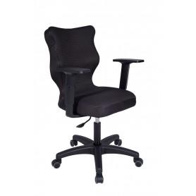 Krzesło obrotowe Rapid - rozmiar 6, lamówka czarna R1