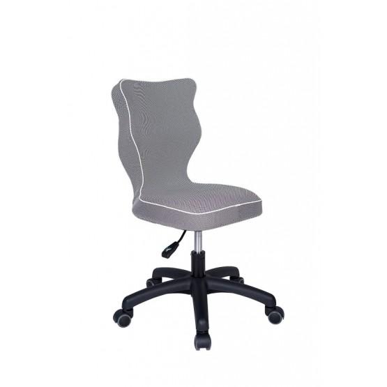 Krzesło obrotowe Luka - rozmiar 3, lamówka biała R1