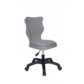 Krzesło obrotowe Luka - rozmiar 3, lamówka czarna R1