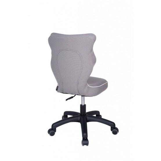 Krzesło obrotowe Luka - rozmiar 4, lamówka biała R1