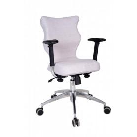 Krzesło obrotowe Deco Prestiż–roz6, stel. poler, melanż R1
