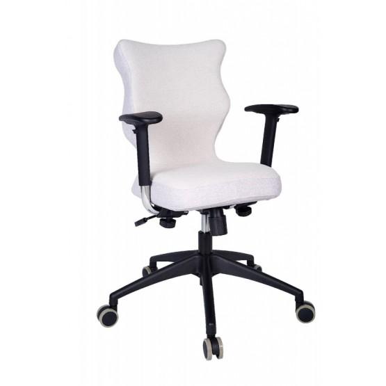 Krzesło obrotowe Lavre Prestiż-r6, stel. czar, pistacja R1