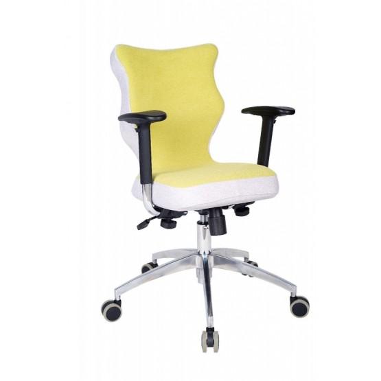 Krzesło obrotowe Lavre Prestiż-roz.6 stelaż poler, ziel. R1